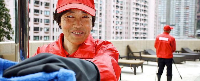Китай: GPS-часы для контроля дворников